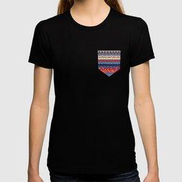 Japanese Tribal Design T-shirt