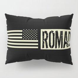 ROMAD (Black Flag) Pillow Sham