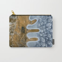 Changing season Carry-All Pouch