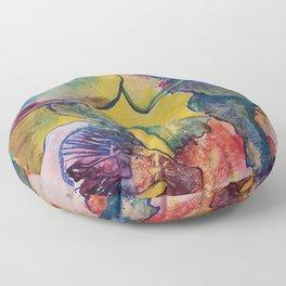 Mushroom Magic Floor Pillow