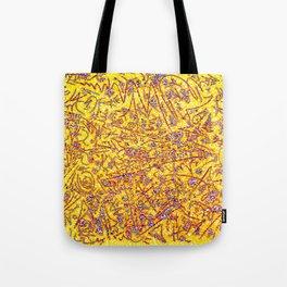 Raspberry Lemonade Tote Bag