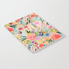 Flower Joy Notebook