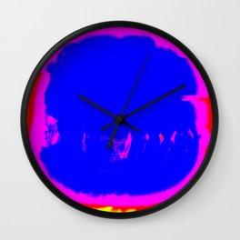 Verloren Gebit Wall Clock