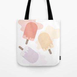 POPSICLES Tote Bag
