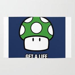 Get a life! Rug