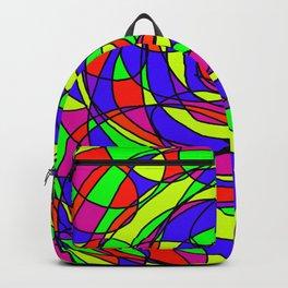 Swirls and Twirls Backpack
