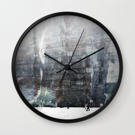 Lamentations Wall Clock