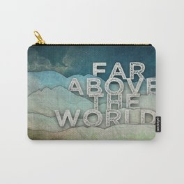 Far Above Carry-All Pouch