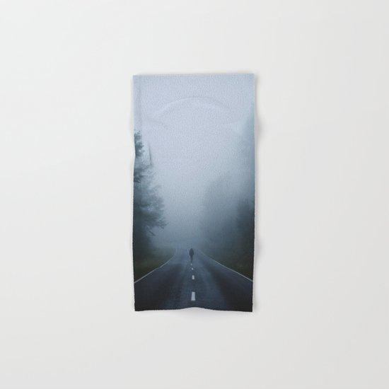 Into the Mist Hand & Bath Towel