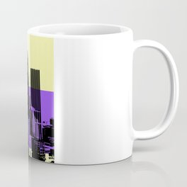 Downtown LA Skyline Coffee Mug