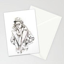 Harry sailor sketch Stationery Cards