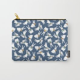 Christmas rabbits Carry-All Pouch