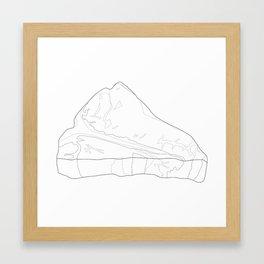 Meat_ Framed Art Print