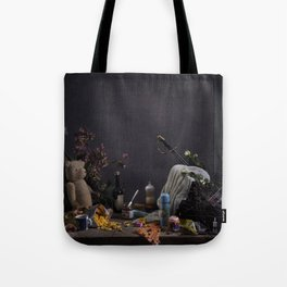 Barsel cover Tote Bag