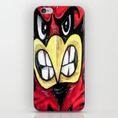 Fighting Cardinal iPhone & iPod Skin