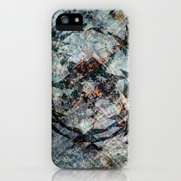 iDeal - Chaos Theory - Slate iPhone Case