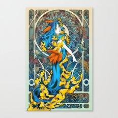 Sea Slug Canvas Print