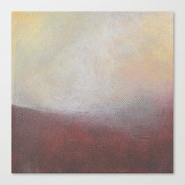 Earthy Wave Canvas Print
