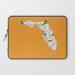 Florida in Flowers Laptop Sleeve