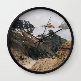 PATAGONIA I Wall Clock