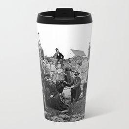 Hovedøya, Oslo c.1860 Travel Mug