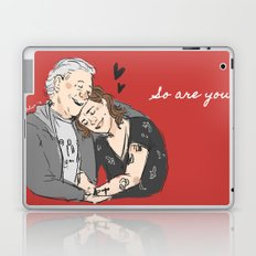 You're Amazing Laptop & iPad Skin