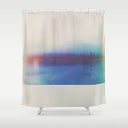 Fractions A47 Shower Curtain