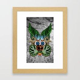 Begonia Being Framed Art Print
