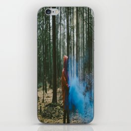 Where Do the Lost Ones Go? iPhone Skin
