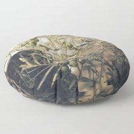 Olive tree Floor Pillow