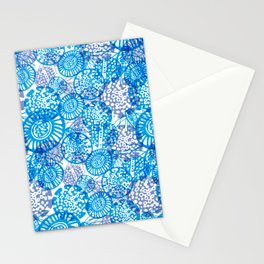 Microorganisms Stationery Cards
