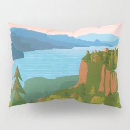 Columbia River Gorge Pillow Sham