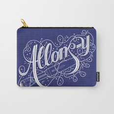 Allons-y! Carry-All Pouch