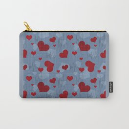 Heart . Carry-All Pouch