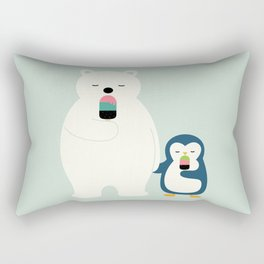 Stay Cool Rectangular Pillow