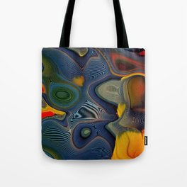 Feather Essence Tote Bag