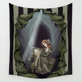 Tragically Ever After: Lily Potter Wall Tapestry