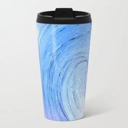 Ice Spiral Travel Mug