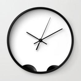 MIK€Y Wall Clock