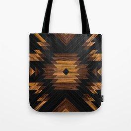 Urban Tribal Pattern No.7 - Aztec - Wood Tote Bag