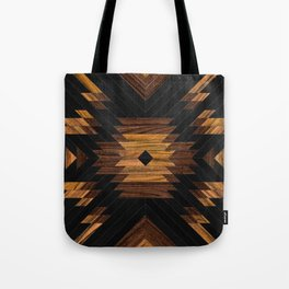 Urban Tribal Pattern No.7 - Aztec - Wood Tote Bag