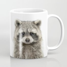 Raccoon Kaffeebecher