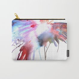 Soaring Parrot Carry-All Pouch