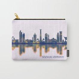 Umm al-Quwain Skyline Carry-All Pouch