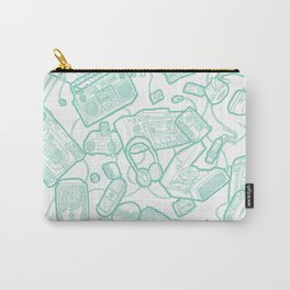 Audiophile Graveyard Carry-All Pouch