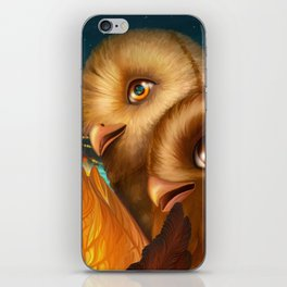 Magic for two iPhone Skin