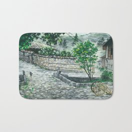 close to nature Bath Mat