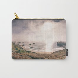 The (Sonoma) Beach - Goat Rock. Carry-All Pouch