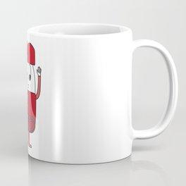 Cinnamon-Stick Egg Coffee Mug