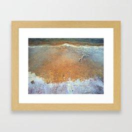 Kansas Sands Framed Art Print